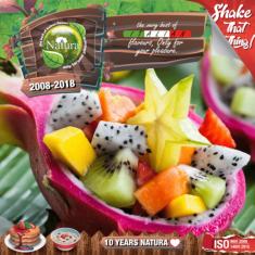 Natura Special Mix 60/100ml Tropical Remix