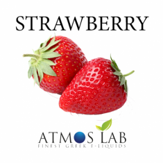 Atmos Lab - Strawberry Flavour 10ml