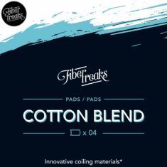 Fiber Freaks - Cotton Blend (No1/No2)