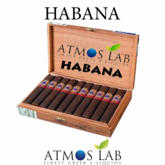 Atmos Lab - Habana Flavour 10ml