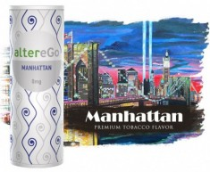 MANHATTAN - altereGo liquid - PREMIUM TOBACCO FLAVOR