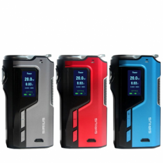 Sirius Modefined 200W By Lost Vape