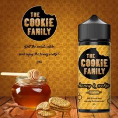 Cookie Family - Honey Cookie 30/120ml