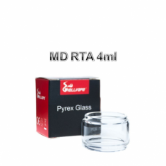 Hellvape MD RTA Glass Tube 4ml