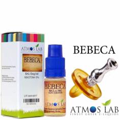 Atmos Lab - BEBECA 10ml - Υγρό Αναπλήρωσης Ηλεκτρονικού Τσιγάρου
