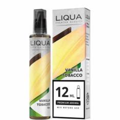 Liqua Mix & Go - Vanilla Tobacco