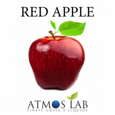 Atmos Lab - Red Apple Flavour 10ml