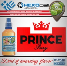 Natura - Prince Perry (Mix Shake Vape 30/60ML)