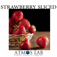 Atmos Lab - Strawberry Sliced Flavour 10ml