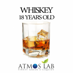 Atmos Lab - Whiskey 18 Years Old Flavour 10ml
