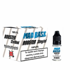 Mad Juice Nicotine Booster PG 20mg