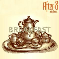 After-8  Breakfast (Υγρό αναπλήρωσης)