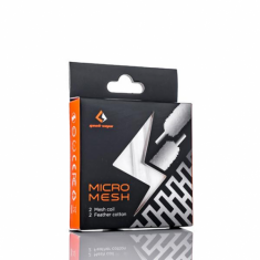 Geekvape Micro Mesh Set for Zeus X Mesh