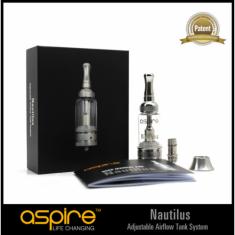 Aspire Nautilus Clearomizer 5ml by Eigate