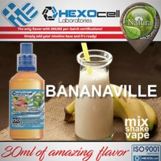 Natura - Bananaville (Mix Shake Vape 30/60ML)