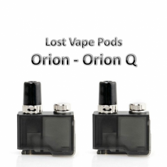 Lost Vape Pods Orion/Orion Q
