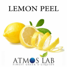 Atmos Lab - Lemon Peel Flavour