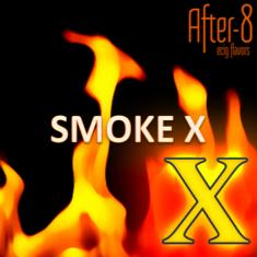 After-8  Smoke X (Υγρό Ηλεκτρονικού τσιγάρου)