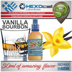 Natura - Vanilla Bourbon (Mix Shake Vape 30/60ML)