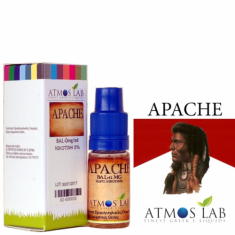 Atmos Lab - APACHE 10ml - Υγρό Αναπλήρωσης Ηλεκτρονικού Τσιγάρου