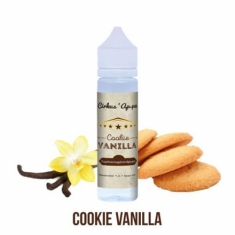 VDLV Flavour shots - Cookie Vanilla