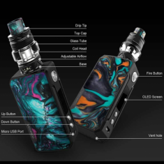 VOOPOO DRAG 2 KIT 177W TC