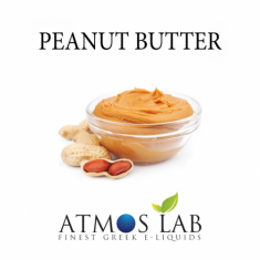 Atmos Lab - Peanut Butter Flavour 10ml