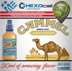 Natura - Cammel (Mix Shake Vape 30/60ML)