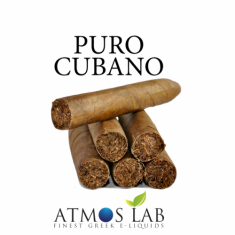 Atmos Lab - Puro Cubano Tobacco Flavour 10ml