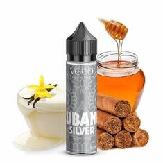 VGOD Cubano Silver Flavor Shot 60ml