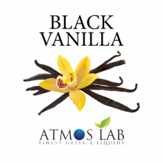 Atmos Lab - Black Vanilla Flavour 10ml