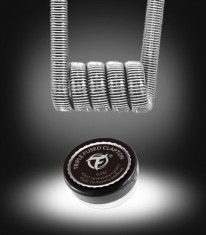 Fumytech - Premade TRIPLE FUSED CLAPTON Coils 0.2ohm