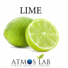 Atmos Lab - Lime Flavour 10ml