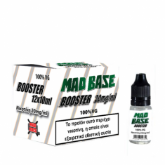 Mad Juice Nicotine Booster VG 20mg