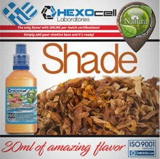 Natura - Shade Tobacco  (Mix Shake Vape 30/60ML)