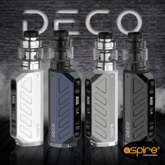 Aspire DECO Kit 18650/21700