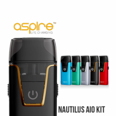 Aspire Nautilus AIO Kit 4,5ml