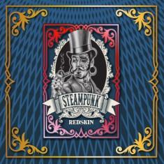 Steampunk Mix Vape - Red Skin