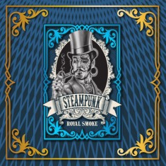 Steampunk Mix Vape - Royal Smoke