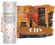 City - altereGo liquid - Υγρό αναπλήρωσης