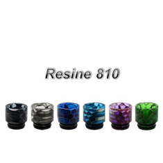 Drip Tip 810 Résine R5