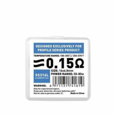 OFRF NexMesh Coil 0.15Ω SS316L (10pcs)