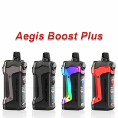 GeekVape AEGIS BOOST PLUS 18650