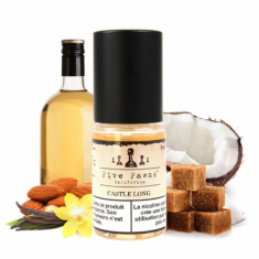 Five Pawns - CASTLE LONG 10ml - Extra Premium Liquids made in USA