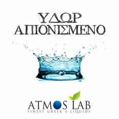 Atmos Lab - Deionized Water 100ml (Απιονισμένο Νερό)