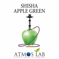 Atmos Lab - Shisha Apple Green Flavour 10ml