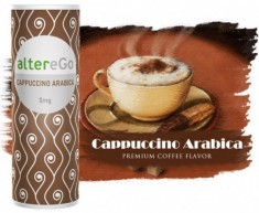 Cappuccino Arabica - altereGo liquid - Υγρό αναπλήρωσης