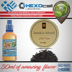 Natura - Latakia (Mix Shake Vape 30/60ML)