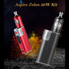 Aspire Zelos 50W Kit - (Ηλεκτρονικό τσιγάρο)