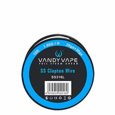 Vandy Vape Clapton Wire SS316L